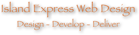 Island Express Web Design